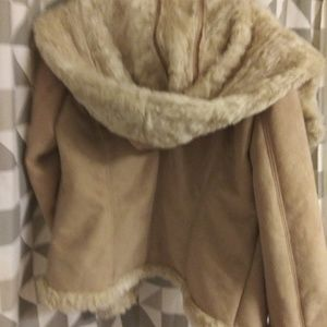 Womens coat very realistic looking with a realisti